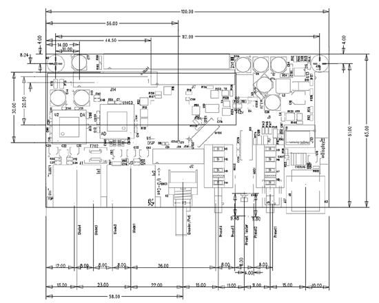 Accuton DSP 192-4-111 Module schematic