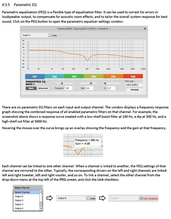 miniDSP CDSP 6x8 Digital Signal Processor for Autosound