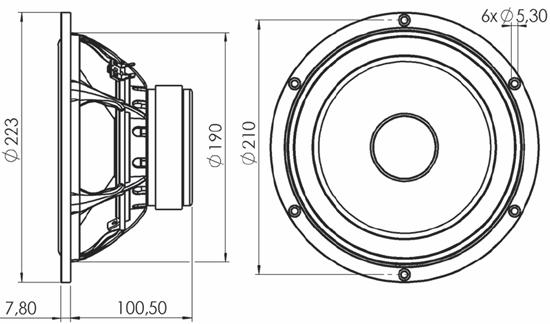 Eton 8-212 Mechanical Drawing