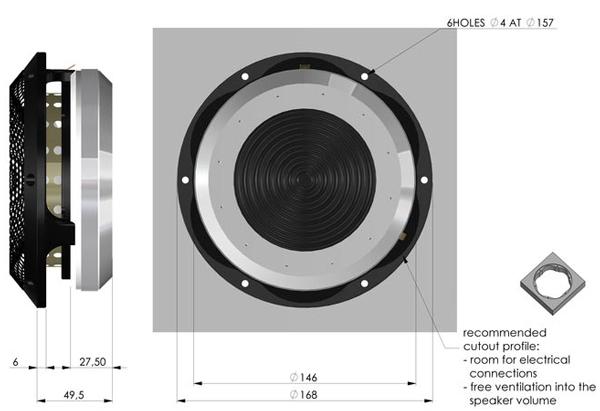 Accuton C168-6-990 Mechanical Drawing