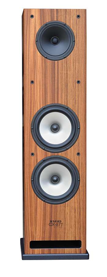 CX871 Completed Speaker