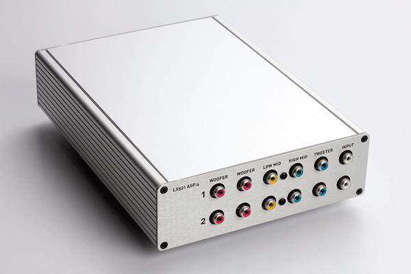 LX521 4 Linkwitz Lab ASP 4 Analog Signal Processor
