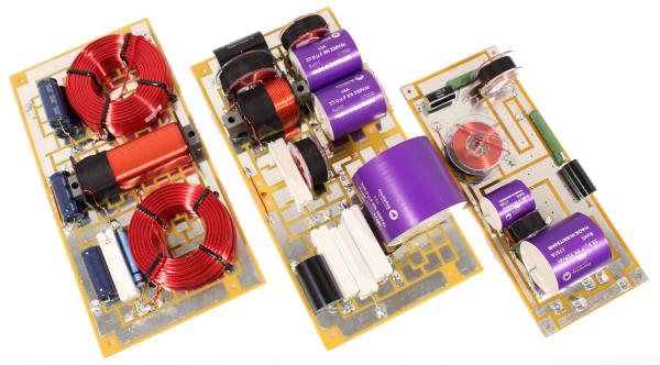 Seas Cx871 Coaxial 3-way Speaker Kit By Peter Noerbaek