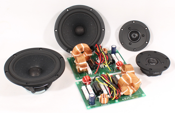 Satori Ara 2-Way Speaker Kit - Pair With Cabinets