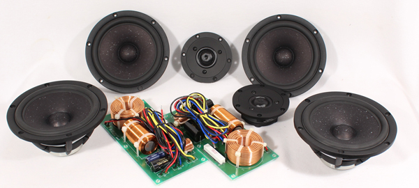 Satori Rinjani 2.5-Way Speaker Kit Photo