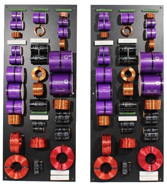 Satori SBA 951 Speaker Kit by Peter Noerbaek Crossovers