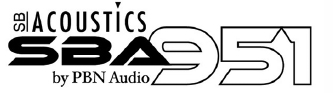 Satori SBA 951 Speaker Kit logo