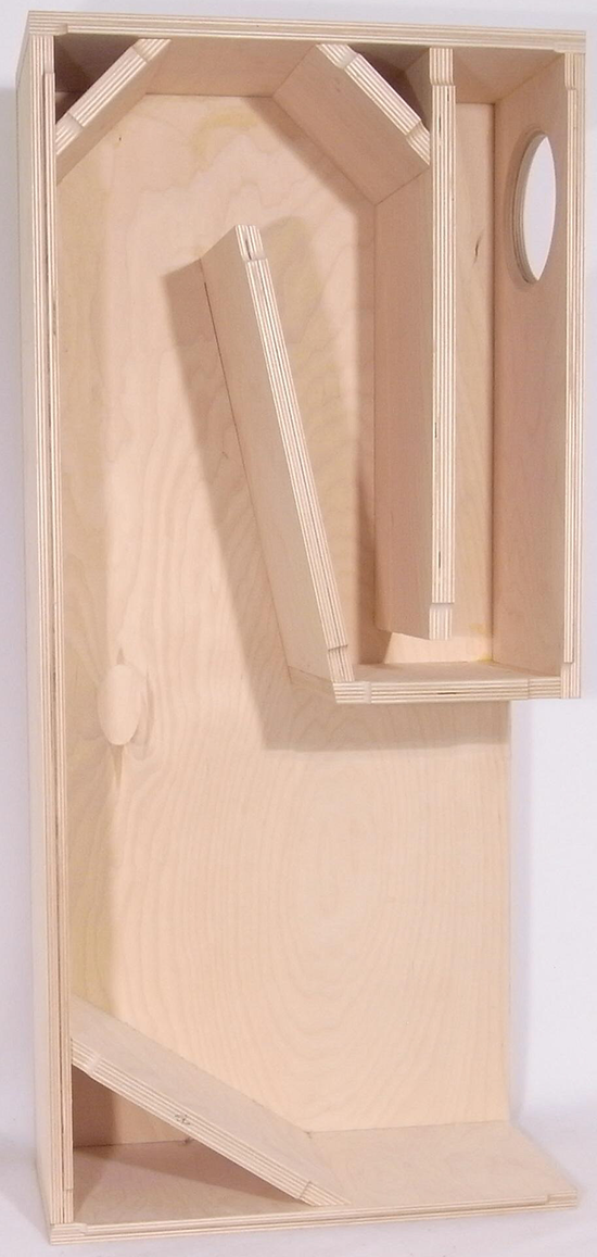 Fostex Bk 12m Folded Horn Kit Pair