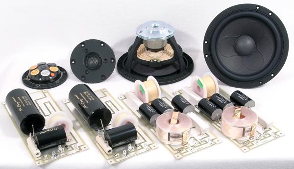 speakers kit. speakers kit