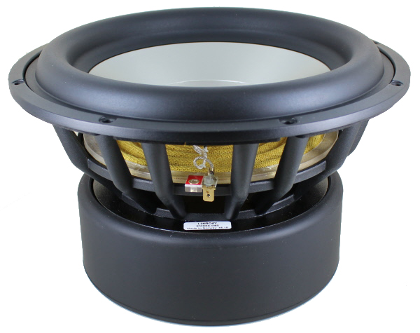 Seas L26ro4y 10 Quot Subwoofer 4 Layer Vc D1004 04