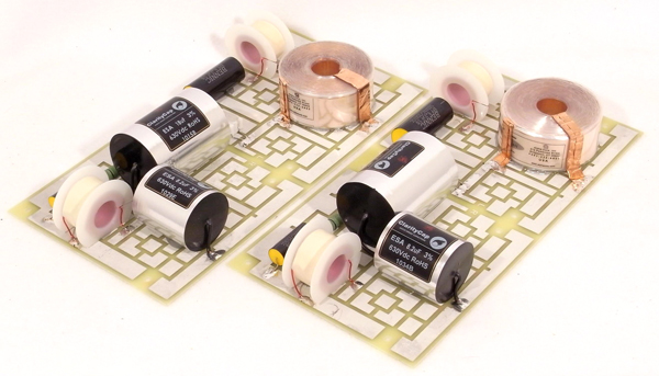 Odin Thor Crossover Separate Madisound Speaker Components
