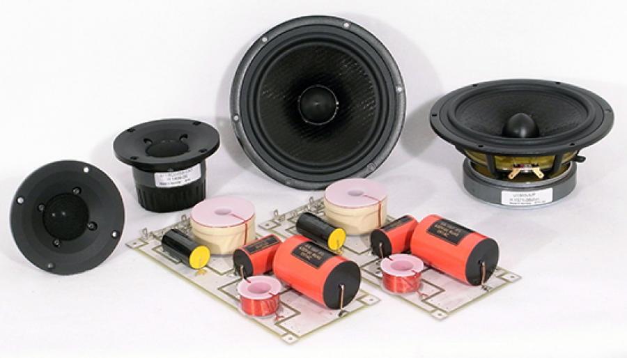 Seas Idunn 2 Way Speaker Kit Pair Parts Only