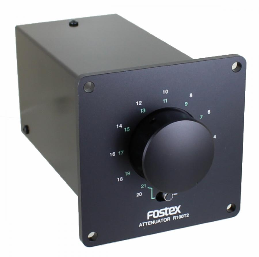 Photo of R100T2 attenuator front
