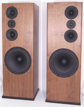 "Zaph|Audio SB12.3 ~ SB Acoustics 12"", Dual Midrange, 3-Way"