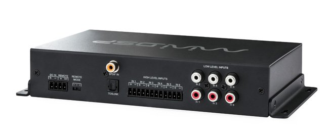 miniDSP CDSP 8X12 Digital Signal Processor for Autosound