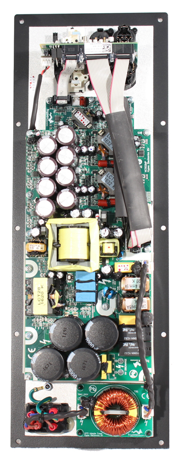 Hypex FusionAmp FA503 (500W+500W+100W)