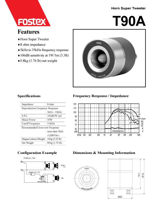 "Proyecto Open Baffle Lii Audio - F15"" - Página 3 T90a-1"