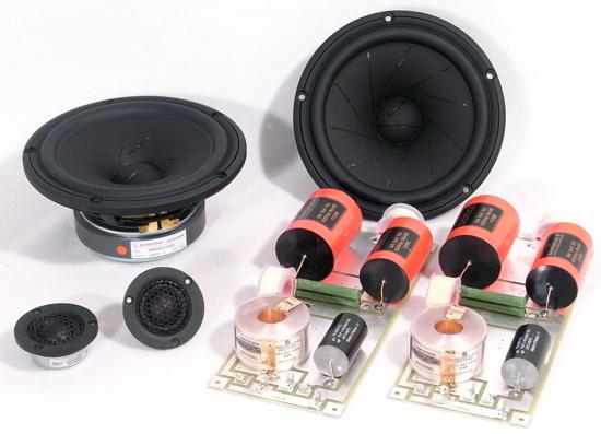 """ScanSpeak 6.5"""" 2-Way Signature Car Audio Kit"""