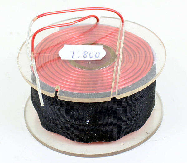 Sidewinder 1 8 mH Air Core Inductor 16 AWG