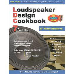Loudspeaker Design Cookbook, 7th Ed