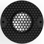 Accuton Cell C25-6-158 Ceramic Dome Tweeter