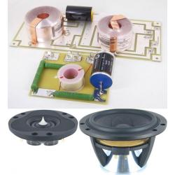 Lumine 2-Way Speaker Kit Pair