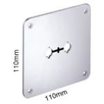 Photo of mounting plate