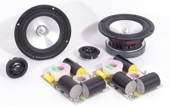 Zaph Audio Za5 Autosound 2 Way Pair